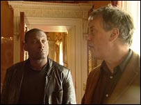 David Harewood and David Lascelles