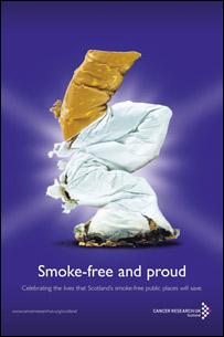Smoking ban poster