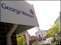 George Wimpey build homes