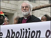 Архиепископ Кентерберийский Роуан Уильямс