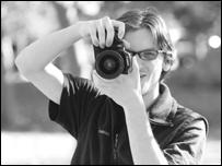 Kris Tate. Photo: Thomas Hawk
