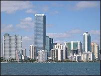 Miami Foto: Alfredo Ochoa, BBC Mundo