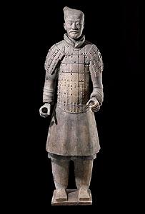 Terracotta warriors, PA