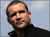 England captain Phil Vickery