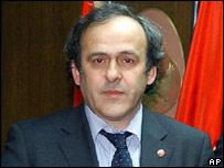 Michel Platin�