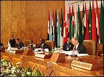 Reunión de la Liga Árabe