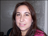 Michelle Abarca, abogada del Centro de Abogacía de los Inmigrantes de Florida
