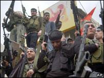 Al-Aqsa Martyrs Brigade in Nablus