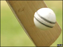 Ball and bat