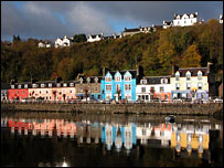 Tobermory (Pic: Undiscovered Scotland)