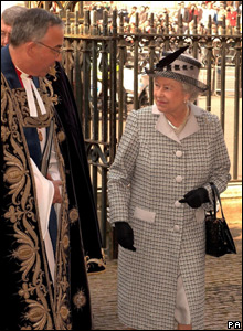 The Queen and the Rev John Hall