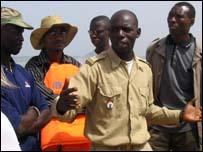 Mamadou Sidibe,