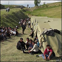 Refugees from Andijan