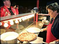Pizzería en EE.UU.