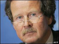 UN Special Rapporteur on Torture Manfred Nowak