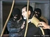 BBC NEWS | Americas | Washington diary: Inside Iran Saddam Hussein