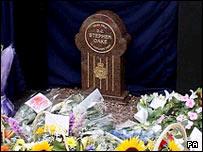 Stephen Oake memorial