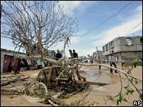 The village of Umm al-Naser. Photo: 27 March 2007