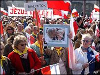 Polish rally