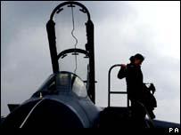 RAF navigator