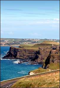 Coastal route