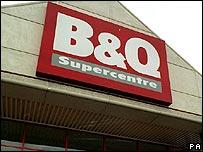 B&Q supercentre