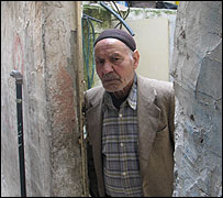 Khamees Did Ahmed, 76-year-old refugee