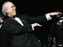 Karl Rove dancing