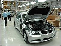 Inside BMW's Chennai plant