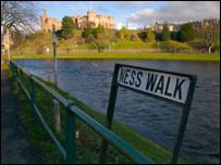 Ness Walk, Inverness (Pic: Iain Maclean)
