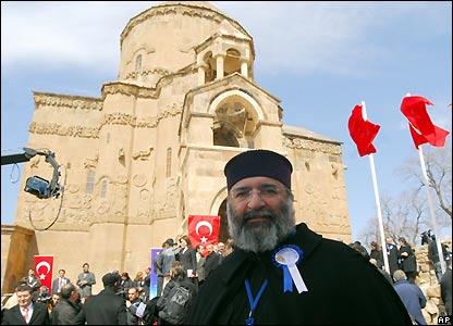 Armenian Patriarch Mesrob II