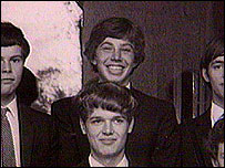 Tony Blair at Fettes School 1969