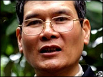 Nguyen Van Ly (file image from 2006)