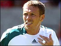 Liverpool and Wales striker Craig Bellamy