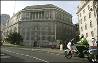 MI5's headquarters