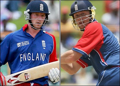 Collingwood and Flintoff push England close to the 200 mark