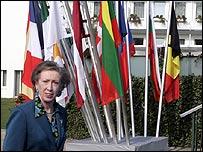 وزيرة الخارجية البريطانية مارجريت بيكيت