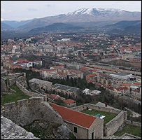 Knin panorama