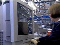 Sanyo factory Lowestoft