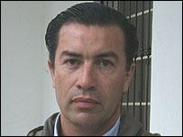 Falklands veteran, Jose Luis Ferreira