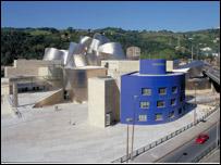 Imagen del museo Guggenheim