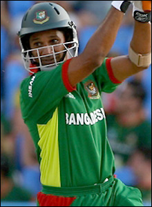 Bashar scores 24 before falling in the final over