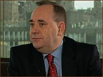 Alex Salmond MP
