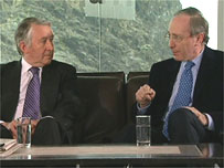 Sir Malcolm Rifkind MP and Lord Steel of Aikwood