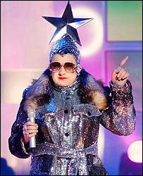 Ukraine's Eurovision entry Verka Serdyuchka