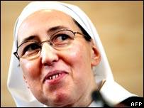 Sister Marie-Simon-Pierre