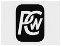 Логотип PwC