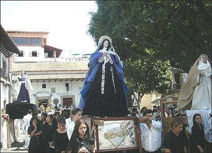 Procesi�n en Taxco
