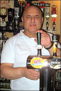 Landlord John Pisani