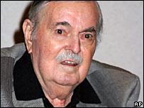 James Doohan in 2004